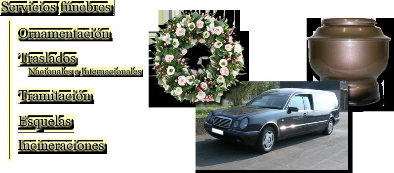 Servicios f nebres funeraria el remedio for Esquelas funeraria el mueble melide